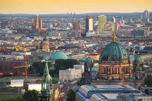 Vliegtijd Duitsland