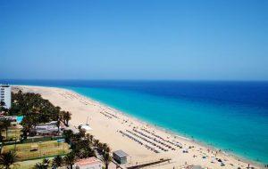Vliegtijd Fuerteventura