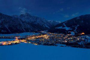 Vliegtijd Innsbruck