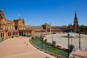 Vliegtijd Sevilla