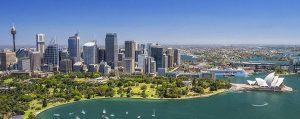 Vliegtijd Australië