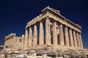 Vliegtijd Athene