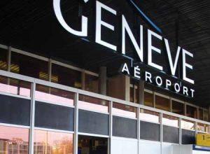 Vliegtijd Geneve