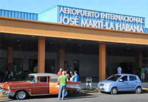 Vliegtijd Havana