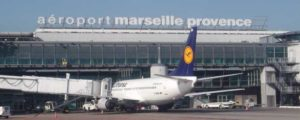 Vliegtijd Marseille