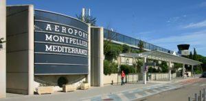 Vliegtijd Montpellier
