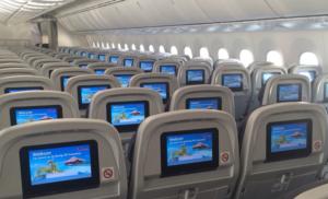 Tips bij een lange vlucht