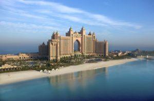 Vliegtijd Dubai