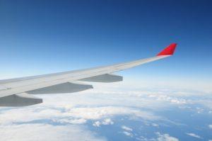 Vliegen met air miles